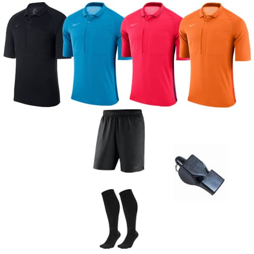 4 Arbitre Nike 2018 short Pack chaussettes Maillots OXiTuPZk