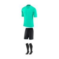 Tenue Arbitre Nike Manches Courtes AA0735 AA7037 354 Hyper Turq Vert