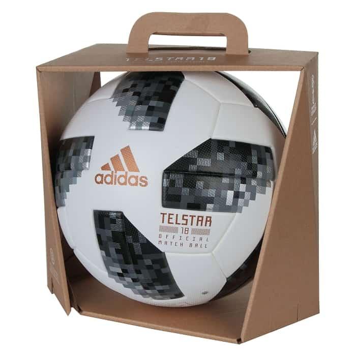ballon officiel adidas coupe du monde fifa 2018 adidas CE8083 emballage