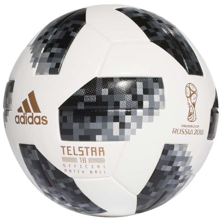 check out cc50d 536c0 Ballon de Match Adidas Officiel Coupe du Monde 2018 FIFA