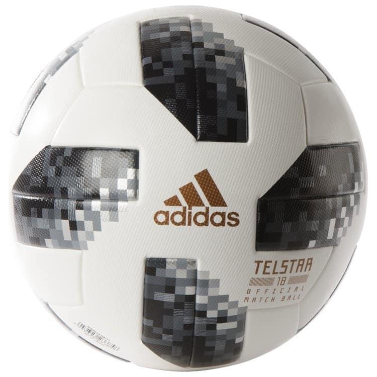 Ballon de Match Adidas Officiel Coupe du Monde 2018 FIFA