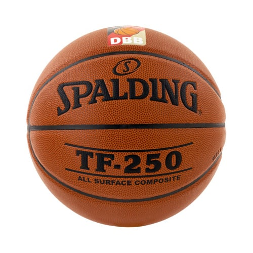 Ballon Basket Spalding DBB TF250 IN OUT Taille 7 3001504010417
