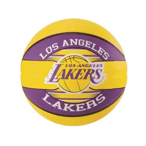 Ballon Basket Spalding NBA Team LA Lakers Taille 5 3001587013215