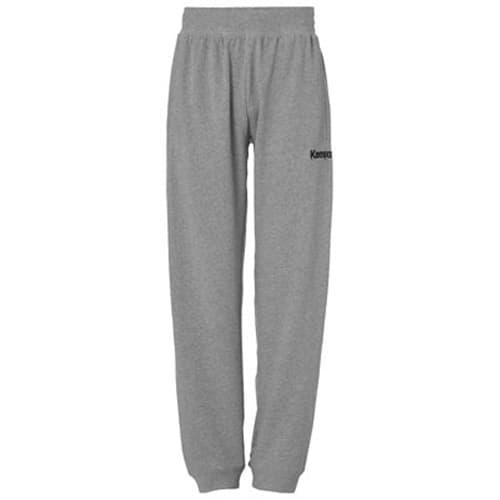 Pantalon Kempa Core 20 200508906 Gris fonce