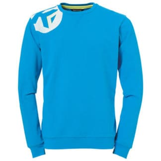 Sweat top Kempa Core 20 200219802 Bleu kempa Blanc