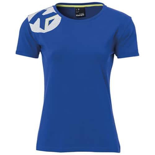 T-shirt Kempa Core 20 Femme 200218704 Bleu roi