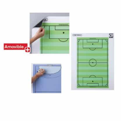 Tableau magnetique et effacable Tremblay - Basketball EN852