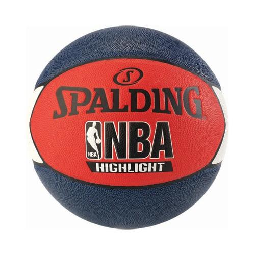 Ballon Basket Spalding Highlight Outdoor 3001550029417