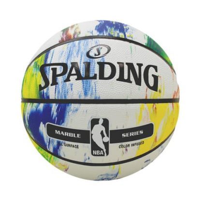 Ballon Basket Spalding Marble MC Outdoor 3001552021417