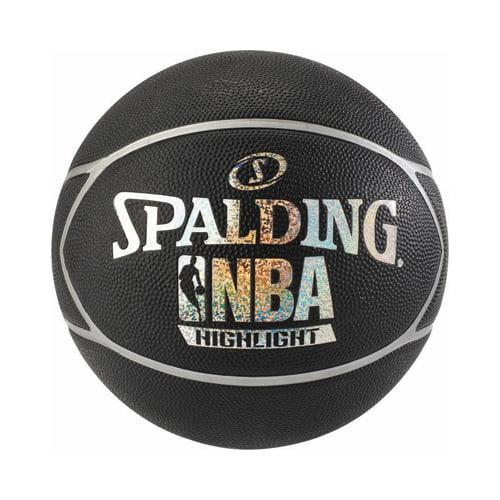 Ballon Basket Spalding NBA Highlight Outdoor 3001550029617