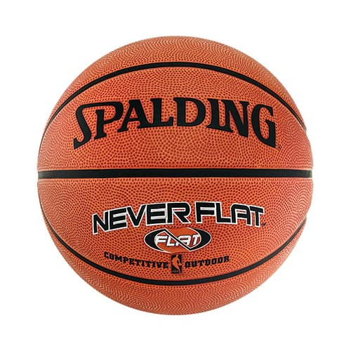 Ballon Basket Spalding NBA Neverflat Outdoor 3001562013017