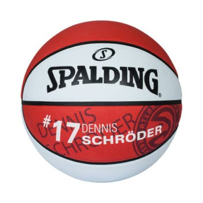 Ballon Basket Spalding NBA Player D SCHROEDER 3001586012117