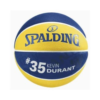 Ballon Basket Spalding NBA Player Kevin Durant 3001586011817-taille-7