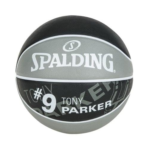 Ballon Basket Spalding NBA Player Tony Parker 3001586010717