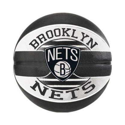 Ballon Basket Spalding NBA Team Brooklyn Nets 3001587013617
