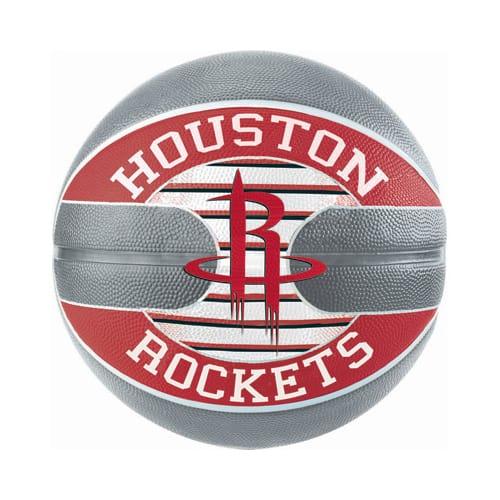 Ballon Basket Spalding NBA Team Houston Rockets 3001587011017