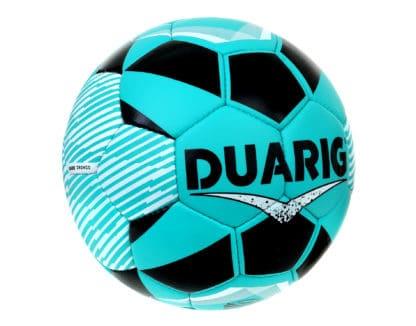 Ballons de foot Duarig Drongo cyan taille 5