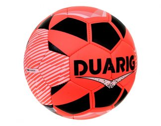 Ballons de foot Duarig Drongo rose taille 5
