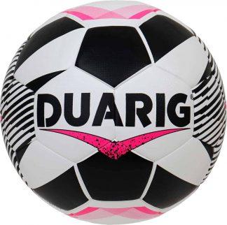 Ballons de foot Duarig Hybride Espatula Rosada blanc-rose