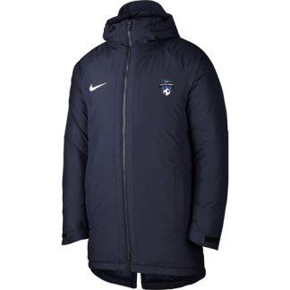 Parka Hiver Nike Bois colombes Futsal 893798 893827 451 Marine Blanc