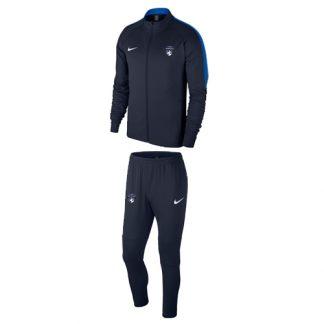 Survetement Nike Bois colombes Futsal 893701 893751 AA2086 451 Marine