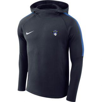 Sweat capuche Nike Bois colombes Futsal AH9608 AJ0109 451 Marine Bleu