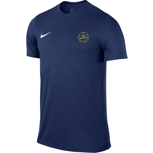 Maillot Nike AS Courdimanche 725891 725984 410
