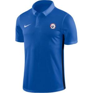 Polo AS Air France 899984 463 Bleu royal Marine