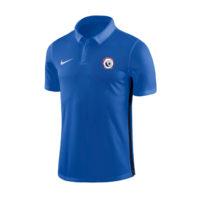 Polo AS Air France Bleu roi SportsCoShop