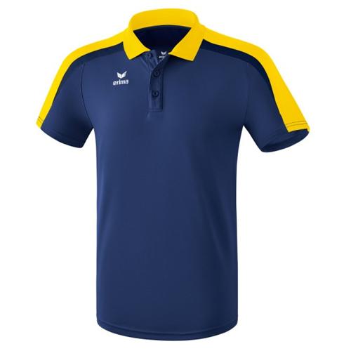 Polo Erima Liga 2 0 Marine Jaune 1111825