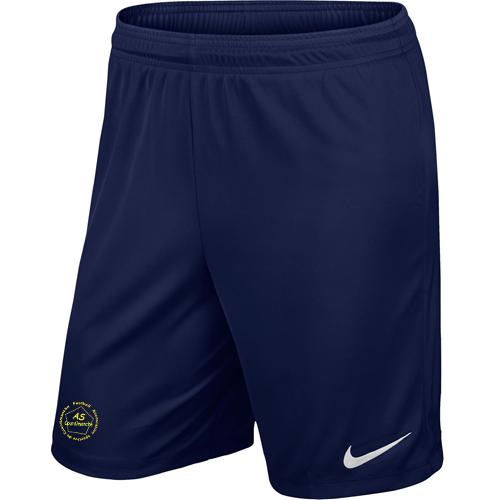 Short Nike AS Courdimanche 725887 725988 410