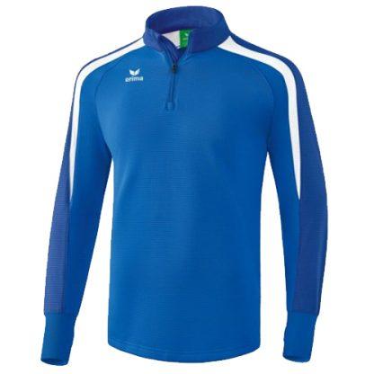 Sweat d'entrainement Erima Liga 2 0 Bleu royal Blanc 1261807