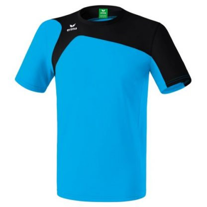 T-shirt Erima Club 1900 2 0 Cyan Noir 1080715