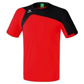 T-shirt Erima Club 1900 2 0 Rouge Noir 1080711