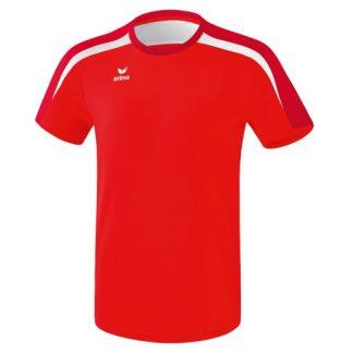T-shirt Erima Liga 20 Rouge Blanc 1081821