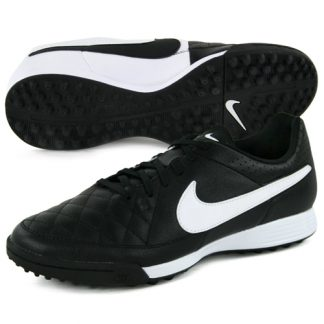 631284-010 nike chaussures football tiempo genio leather tf