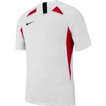 Maillot Nike Legend Adulte AJ0998 101 Blanc Rouge