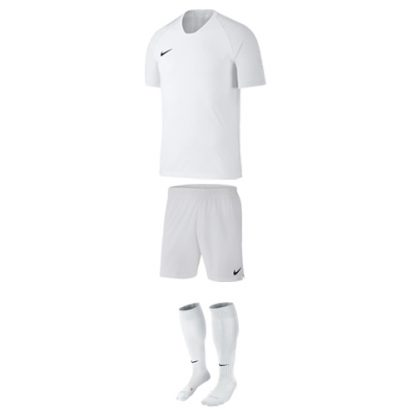 Pack Nike 1 Blanc AQ2672 Vapor II Short Maillot bon prix sportscoshop