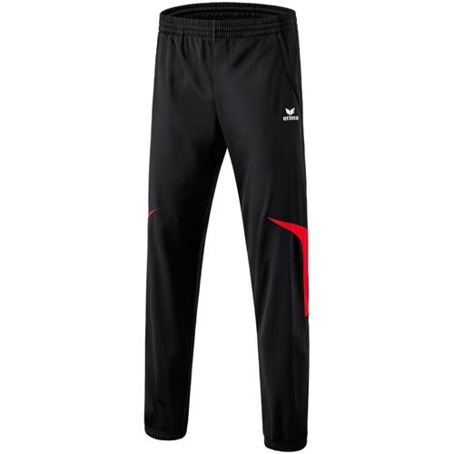 Pantalon en polyester Erima Razor 2 0 Rouge Noir 110615