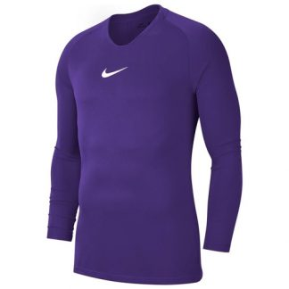Sous couche Nike Park First Layer AV2609 547 Violet Blanc