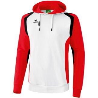 Sweat a capuche Erima Razor 2 0 Rouge Blanc 107615