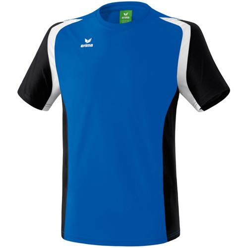 T-shirt Erima Razor 2 0 Bleu royal Noir 108601