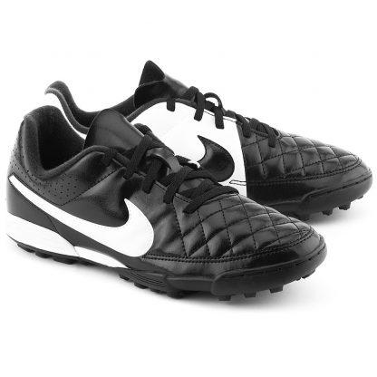 chaussures enfant Nike-Jr-Tiempo-Rio-II-631524-010 noir blanc