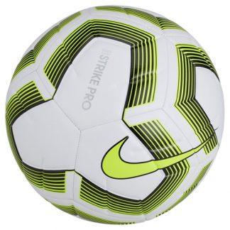 Ballon d'entrainement Nike Strike Pro Team Taille 5 SC3539 100 Blanc Noir Jaune fluo