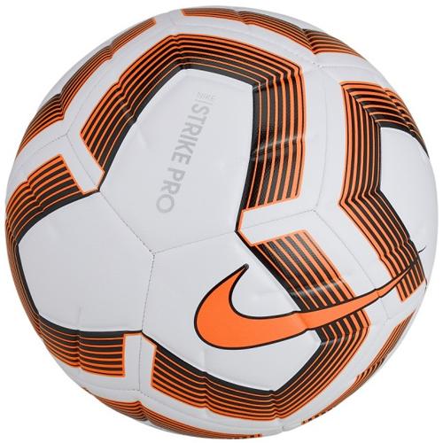 Ballon d'entrainement Nike Strike Pro Team Taille 5 SC3539 101 Blanc Noir Orange