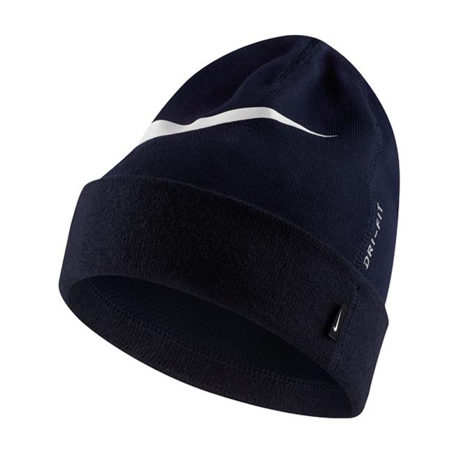 Bonnet-Nike-Team-Unisex-AV9751-451-Marine-Blanc sportscoshop