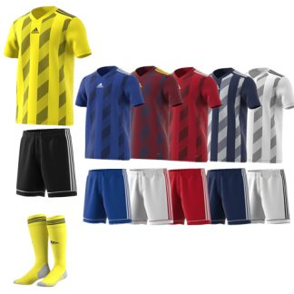 Ensemble Adidas Striped 19 Football