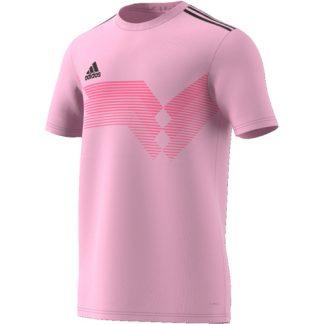Maillot Adidas Campeon 19 Rose Noir DU4390