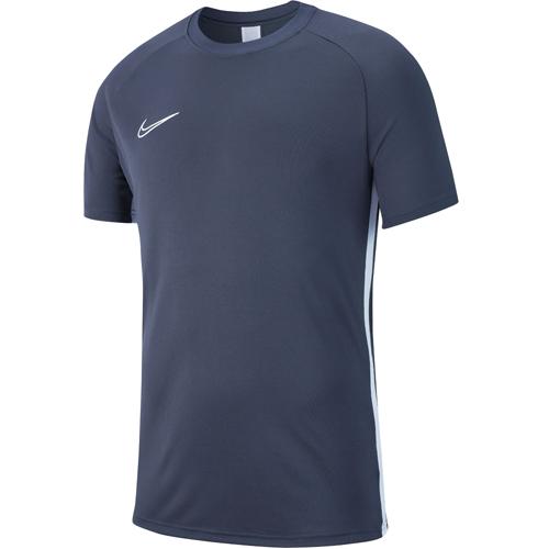 t shirt nike academy blanc