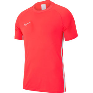 Maillot d'entrainement Nike Academy 19 AJ9088 671 Rose Blanc Bright Crimson